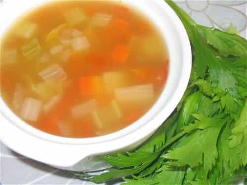 ★水煮蔬菜减肥汤 快速燃脂月瘦30斤