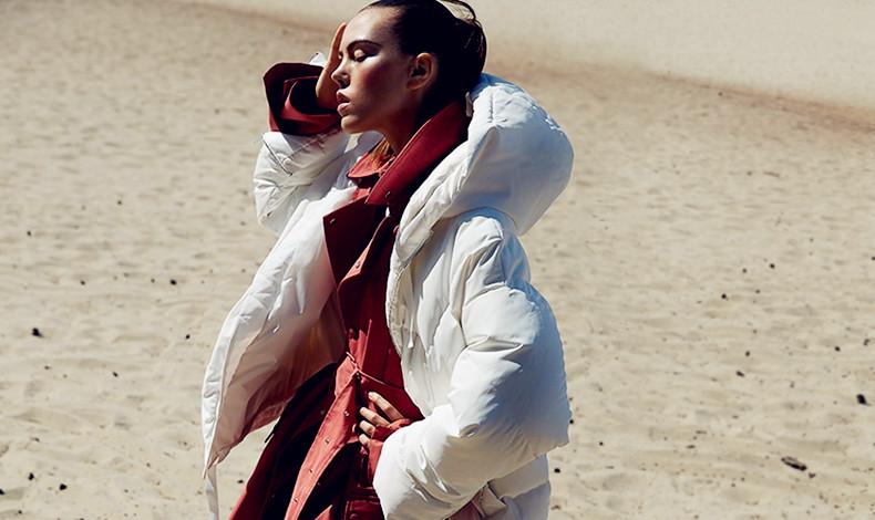 澳门葡京网址网站羽绒服怎么搭配好看 羽绒服这样穿温度与风度共存