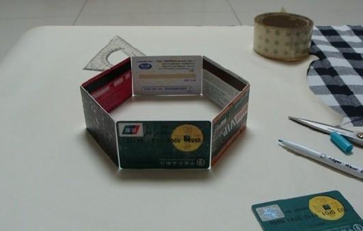 环保diy手工制作收纳盒教程(图解)
