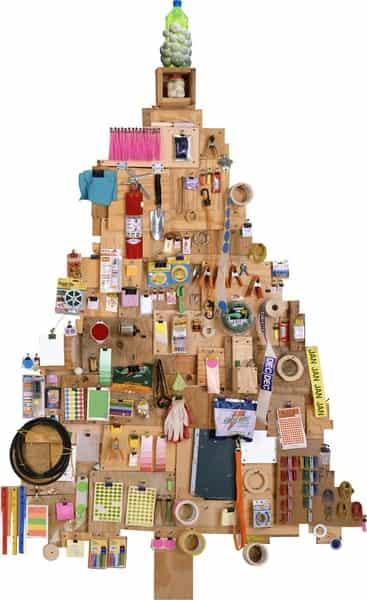 立体积木构成创意