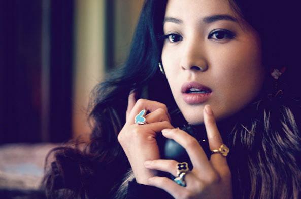 韩国最漂亮的女明星宋慧乔《ha
