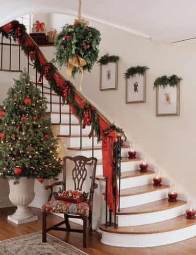 圣诞节怎么装饰 看圣诞节装饰品演绎圣诞节装饰方案图片
