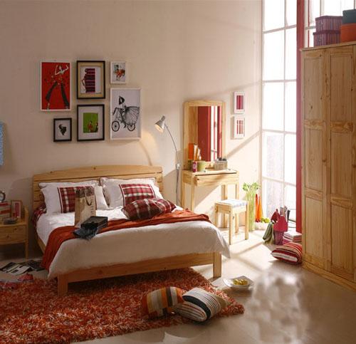 纯实木家具十大品牌 打造最本真的环保欧式实木家具