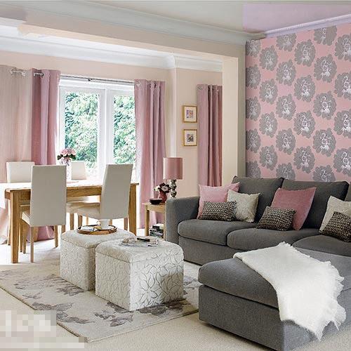 客厅颜色搭配技巧 打造四季物语家装客厅设计效果图