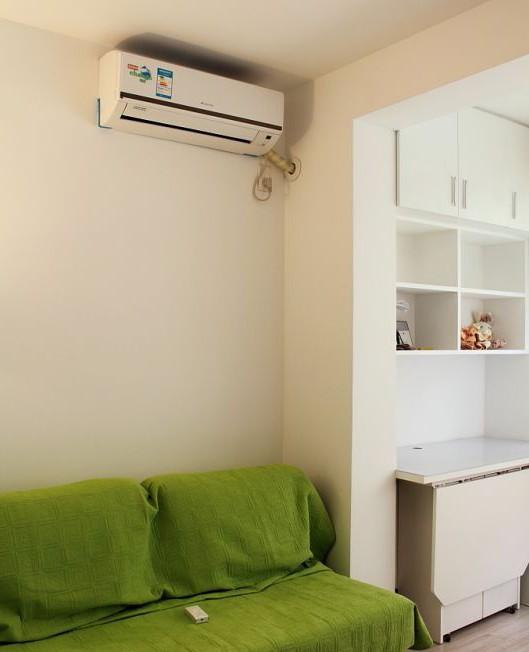 30平米一居室小户型装修设计