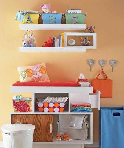 儿童房间房屋装修装饰效果图片