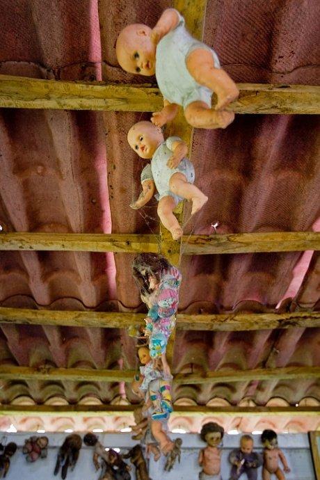 揭秘墨西哥娃娃岛的由来与传说