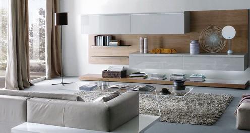 教你如何与窗帘配色图片 客厅家具搭配节约空间 布艺转角沙发推荐