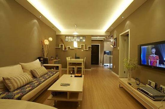 90平米房子装修设计方案吗?下面小编为你推荐一款现代时尚高清图片