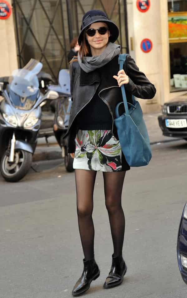2011春季穿衣搭配技巧网 明星上阵为您示范最