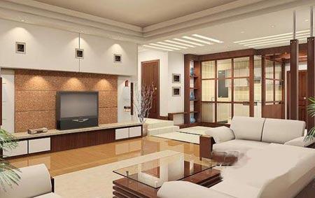 30平方客厅装修效果图大全 让你领略不一样的时尚生活 (6)