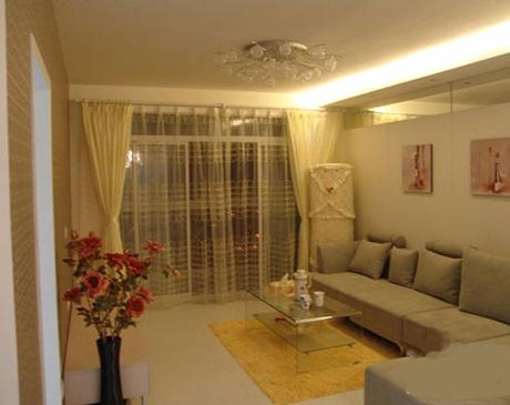 客廳多功能儲物柜效果圖 創意實用巧收納  美式家居裝修樣板房效果圖