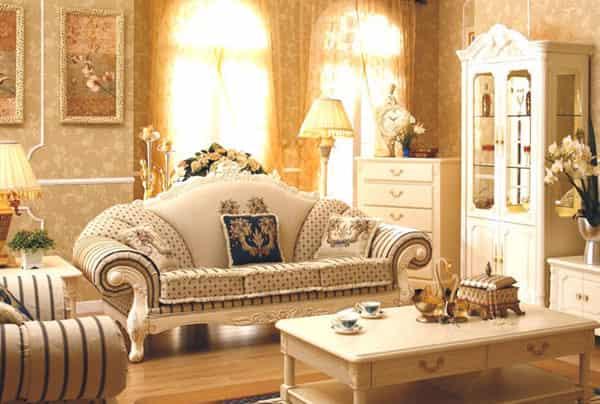 金凯莎欧式古典家具品牌图片