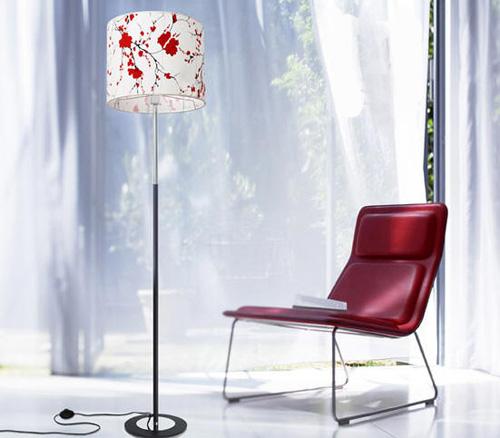 现代简约中式落地灯图片 打造个性玩趣时尚创意家居