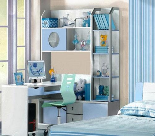 儿童喜爱彩色丹麦芙莱莎儿童家具图片,帮你打造一个充满欢乐的儿童房.