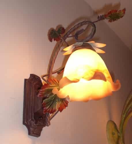6款欧式室内壁灯模型图片