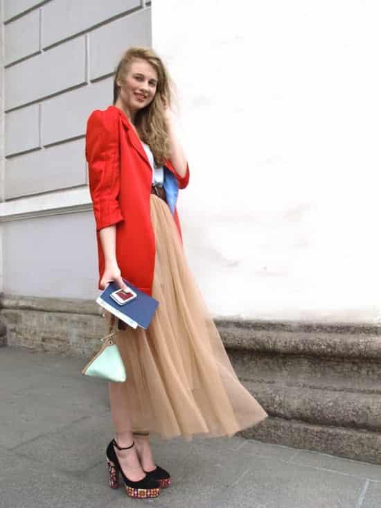 美国6月夏日街拍 欧美街头美女时尚穿搭