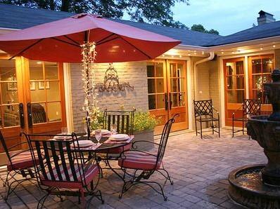 家庭入户花园设计装修效果图片带你寻找大自然的气