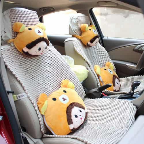 汽车内部小装饰品挂件 满满的都是爱  七丽