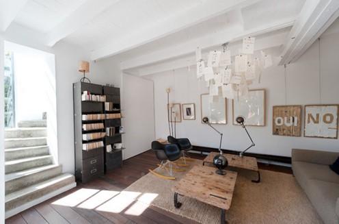 小户型家居装修效果图 时尚家装显美满温馨 (3)