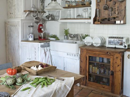 2011年小厨房和卫生间装修效果图大全