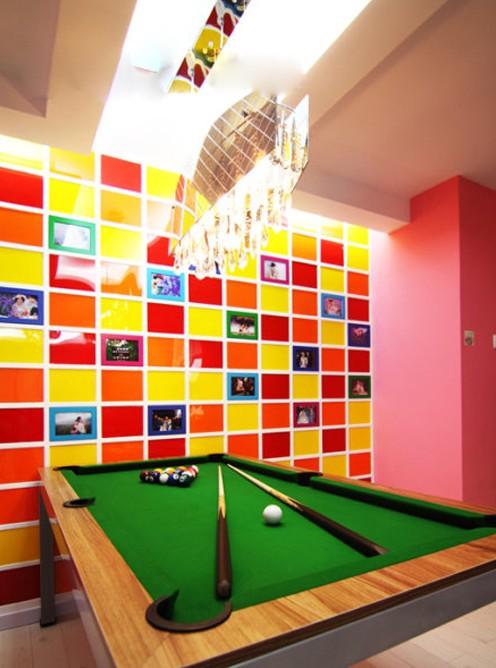 室内效果图颜色搭配技巧