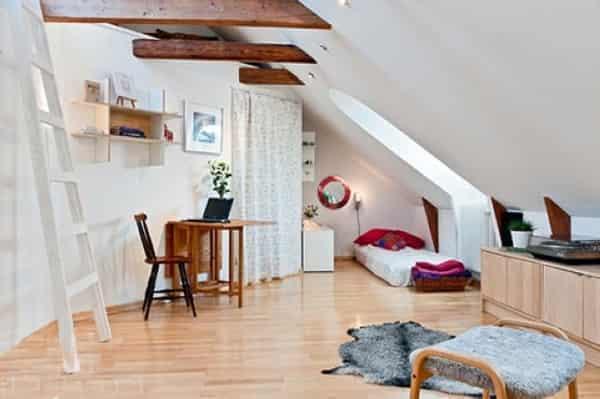 新创意家居卧室设计理念 为你量身定做装饰风格 (3)图片