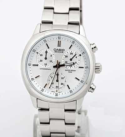 男士手表什么牌子好 推荐卡西欧时尚多功能手表