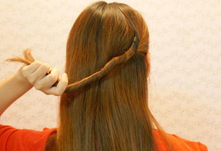 最热门的女生发型就是编发图片