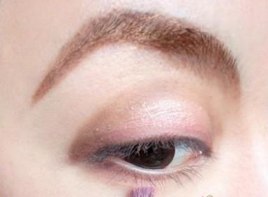 日常的生活淡妆化妆步骤