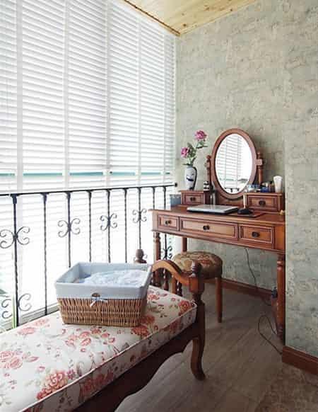 欧式复古家居设计 优雅风装修效果图片