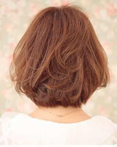 蛋卷头烫发发型;; 妩媚 卷发发型; 【图】2013短发烫发发型 大卷怎么图片