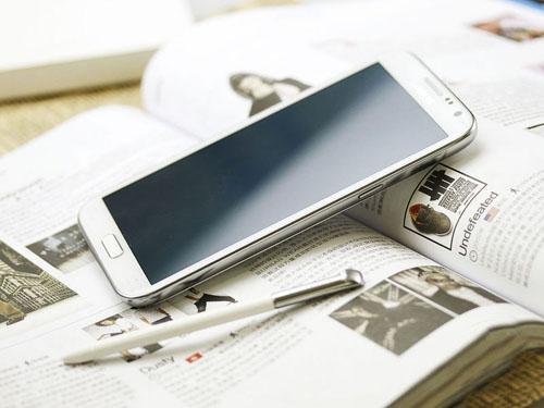大屏完美视觉 三星N7100四核智能手机报价3399元图片