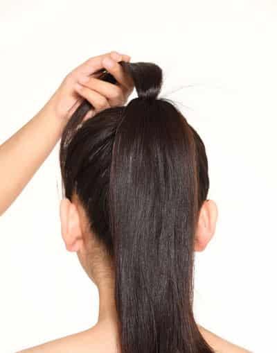 发型教程 新手学图解超简单