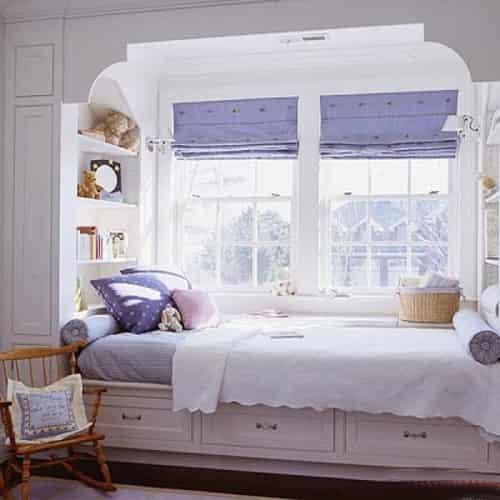 创意家居卧室设计 完成小资女孩的公主梦想图片