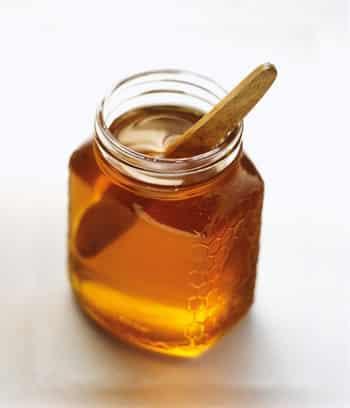 蜂蜜的六边形结构图片