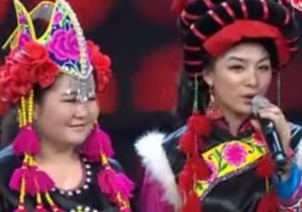 《中国梦想秀》周立波被绵羊妹妹打动