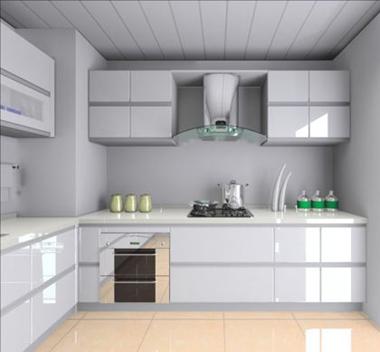 2012厨房装修效果图 各类创意家居设计 (4) - 七丽