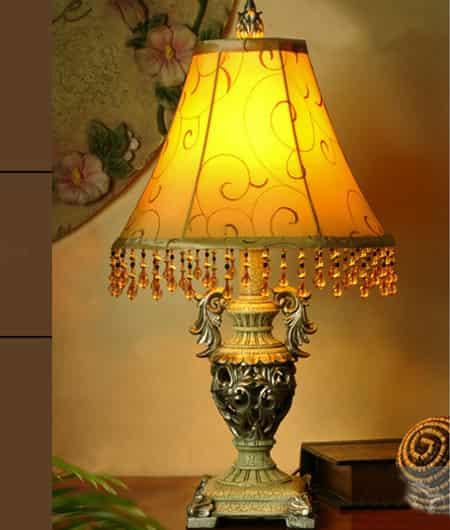 欧式风格台灯 给家注入新的品味 (6)图片