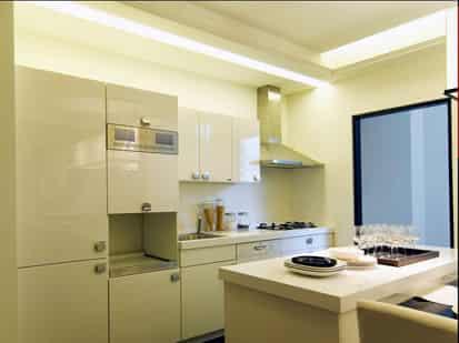 家庭厨房装修设计图片