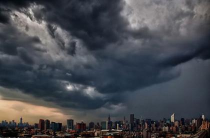 2012世界末日 纽约现 末日 现实版场景受关注