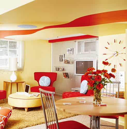 时尚家居装修设计 创意室内设计缔造温馨生活图片