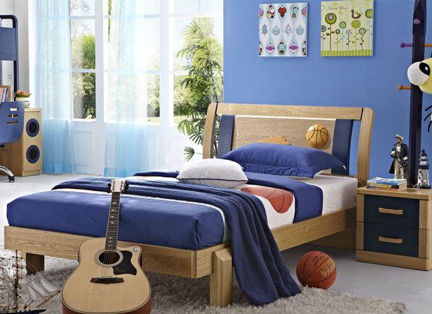 儿童房间装修效果设计图 设计出宝宝的彩色童年 (5)