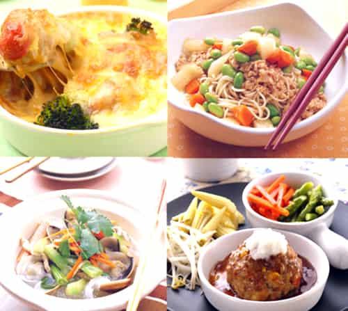 冬季减肥食物_