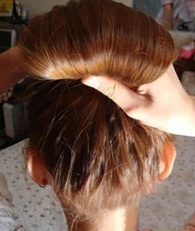 发型 简单/简单丸子头发型图片潮爆DIY韩系少女发型扎法图解