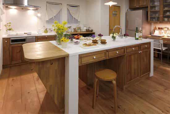 小户型整体厨房装修设计效果图吧!给你灵感点缀你的厨房.   高清图片