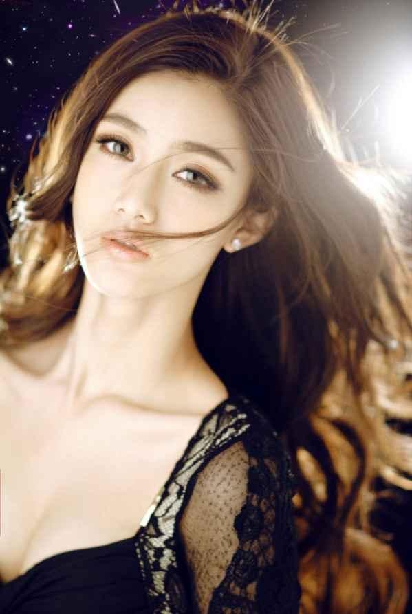 极品绝色美女清新性感写真 清纯火辣图片秀香