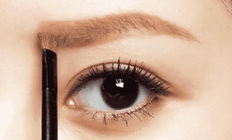 韩国一字眉怎么修 传授一字眉毛的画法 (7)图片
