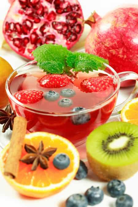 一周减肥水果食谱推荐 七色水果瘦身好心情
