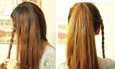可爱丸子头发型扎法教程 简单甜美优雅 (3)图片